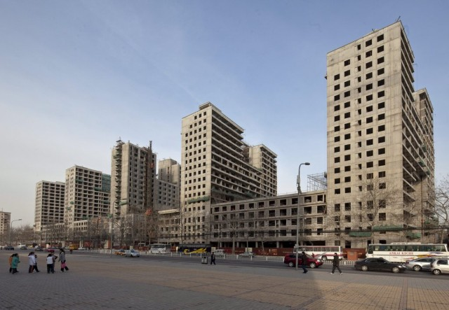 CHINA, BAU, IMMOBILE, IMMOBILIEN,