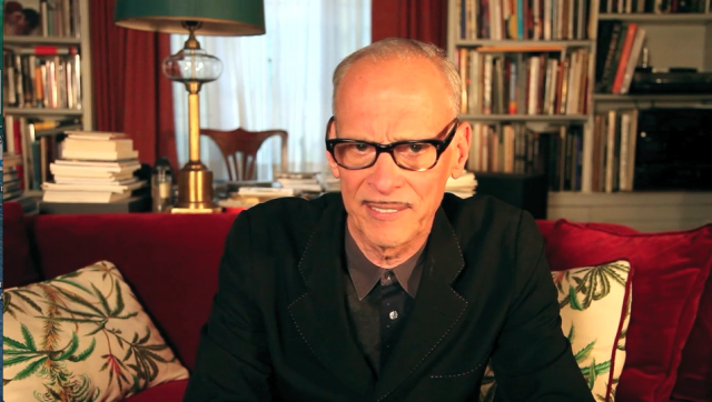 John Waters Video - seine mutter wollte immer, dass er This Brunner heiratet!
