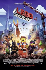 Filmplakat The Lego Movie