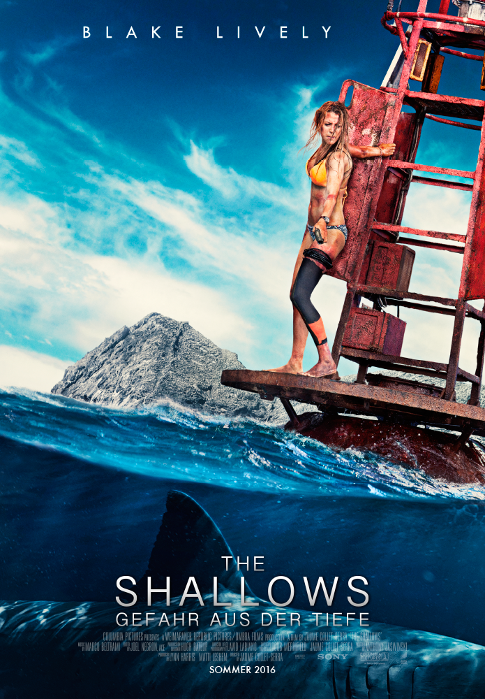 «The Shallows» läuft ab 25.8. im Küchlin.