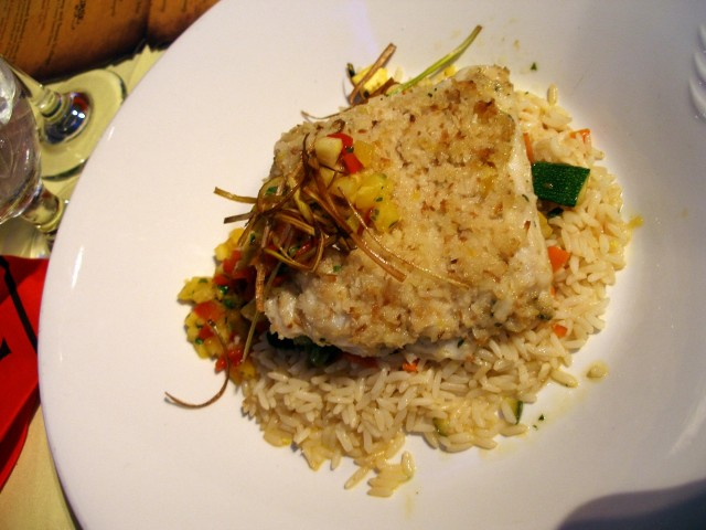 COCONUT SNAPPER