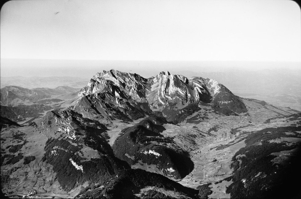 Säntis, Churfirsten etc.