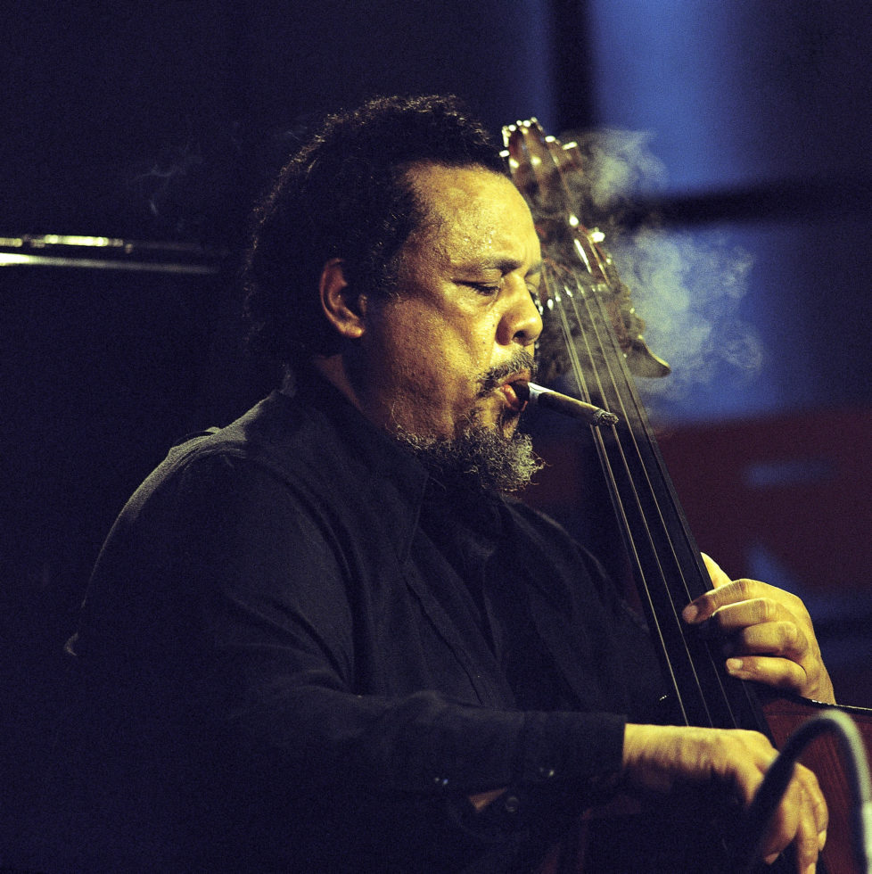 SWITZERLAND - JULY 20: MONTREUX JAZZ FESTIVAL Jazz musician Charles Mingus, Bass player Charlie Mingus performing on stage. (Photo by David Redfern/Redferns)