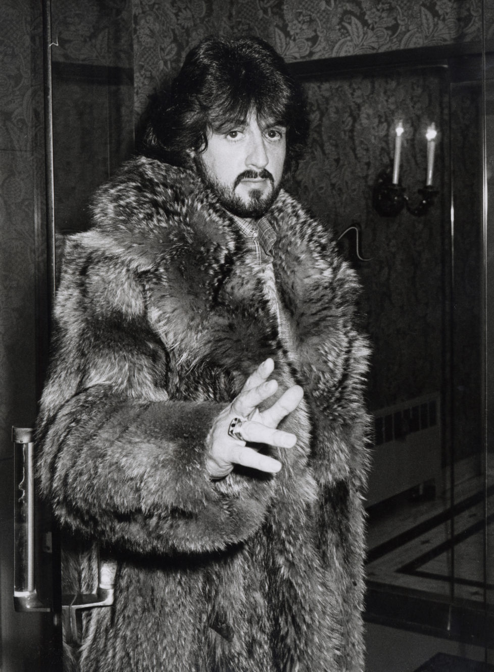 Sylvester Stallone at the Navarro Hotel in Los Angeles, California (Photo by Ron Galella/WireImage)